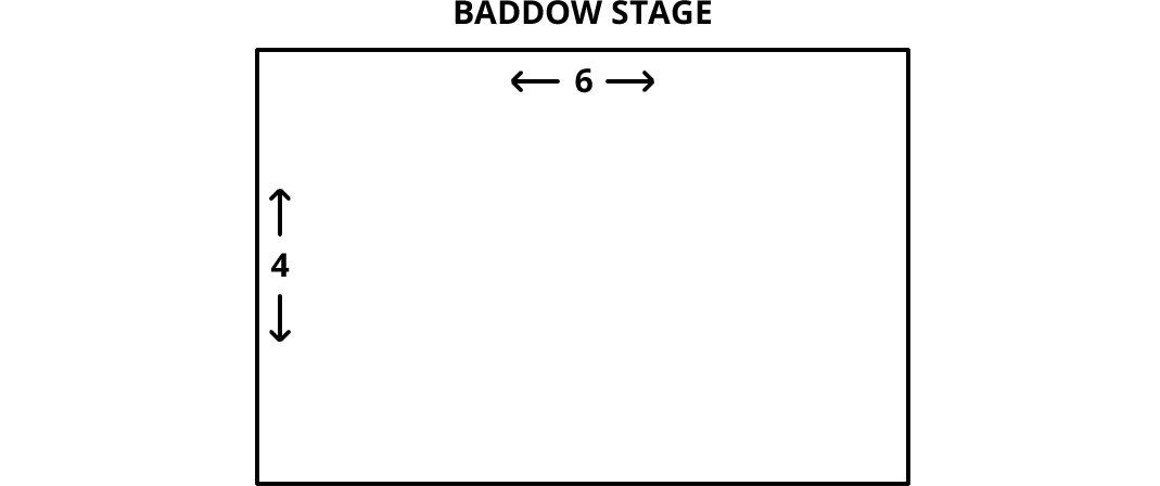 Baddow Stage