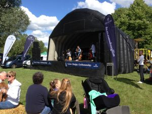 Mobile Stage Hire Romford